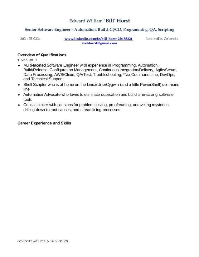 Build And Release Engineer Resume Hotelsandlodgings Com