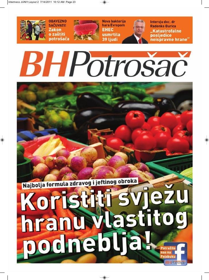 """Obavezno sačuvati""""BH Potrošač"""" će u nastavcima objavljvati Zakon o zaštiti potrošača u Bosni i Hercegovini. Ciljnam je da ..."""