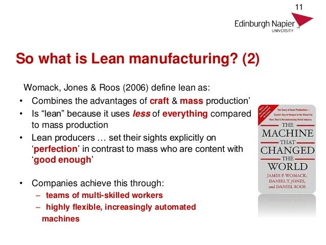 LEAN THINKING WOMACK AND JONES PDF DOWNLOAD