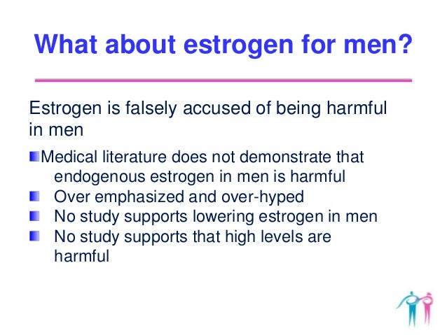 Estrogen For Men What Happens Bio Identical Hormone