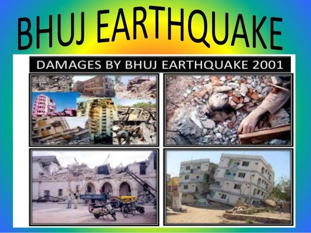 case study of gujarat bhuj earthquake 2001