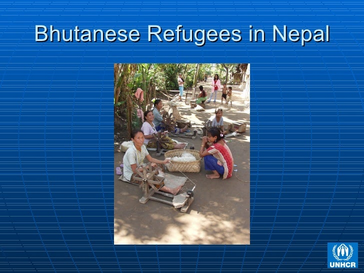 Bhutanese Refugees in Nepal