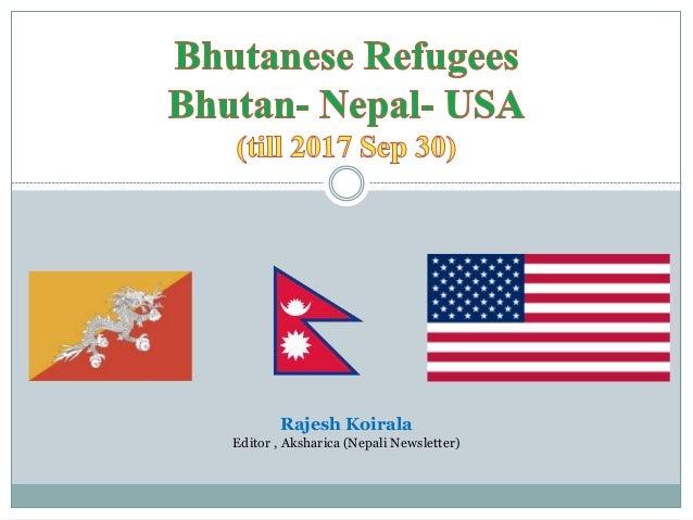 Rajesh Koirala Editor , Aksharica (Nepali Newsletter)