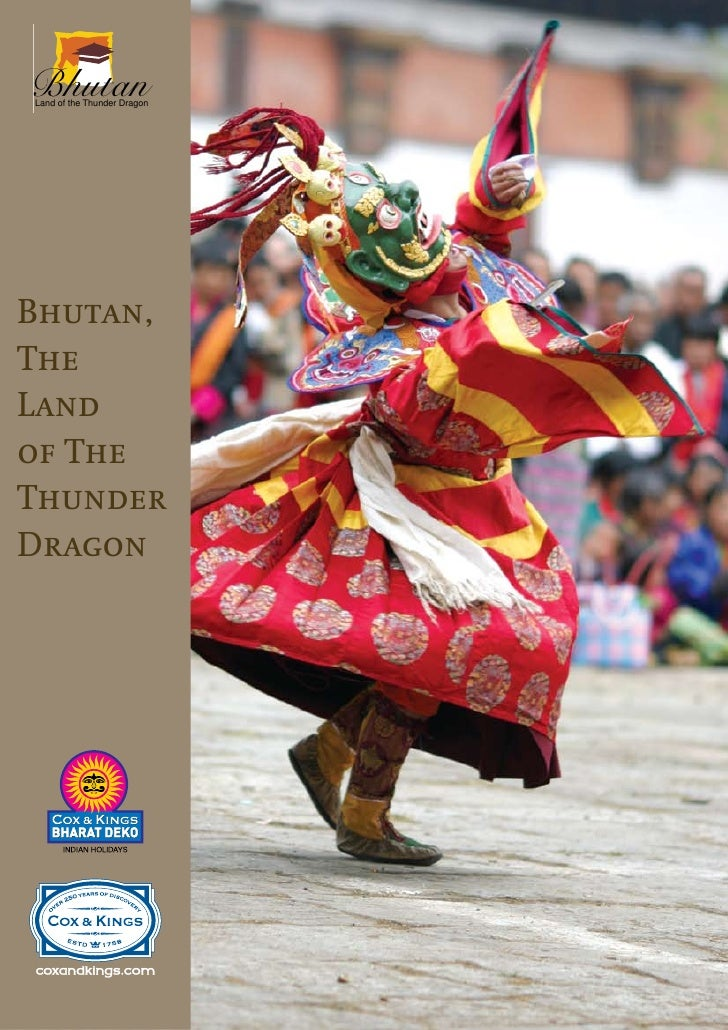 Bhutan Tour Bharat Deko Packages by Cox and Kings