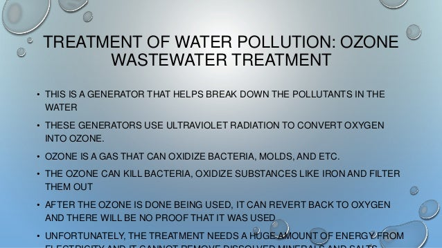 ch 13 water pollution treatment Alkalinity water treatment algal productivity titration  pesticides water pollution gas chromatography (gc) 8  13 1 water samples are heated to 680°c in an.