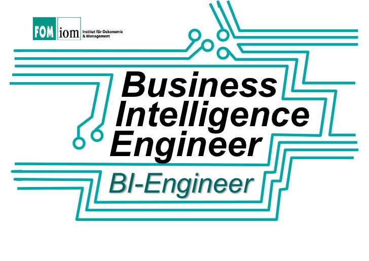 BusinessIntelligenceEngineerBI-Engineer