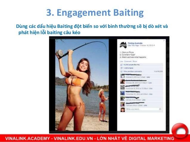 4. Poor content daily Các post nhiều, liên tục nhàm chán sẽ làm ít tương tác từng post, lâu dài làm chết reach