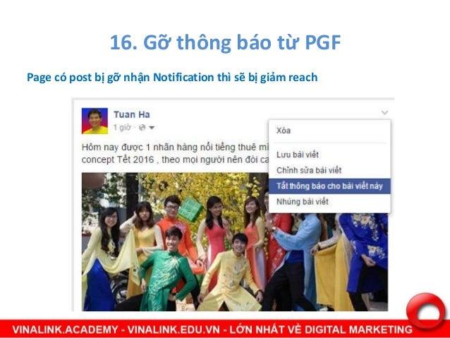 Những giảng viên Facebook Marketing tại Vinalink Tuấn Hà – Chuyên gia Content Marketing – Giảng viên Cao học CFVG 16 năm k...