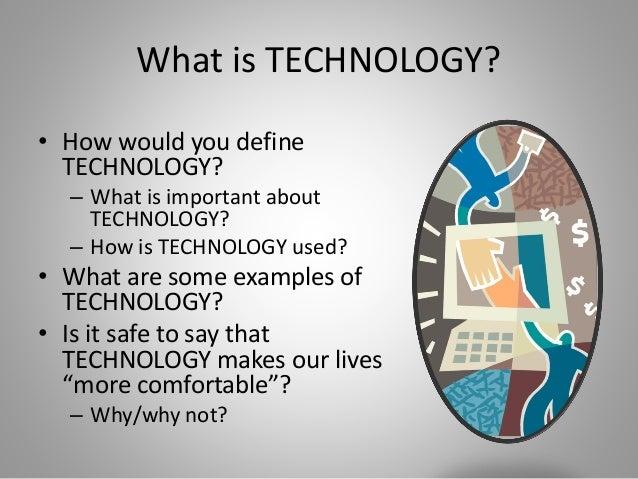 technology science society module define bi explain