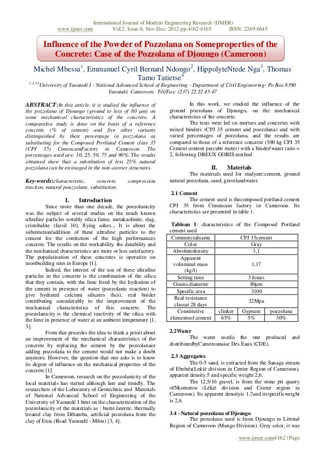 International Journal of Modern Engineering Research (IJMER)                   www.ijmer.com         Vol.2, Issue.6, Nov-D...