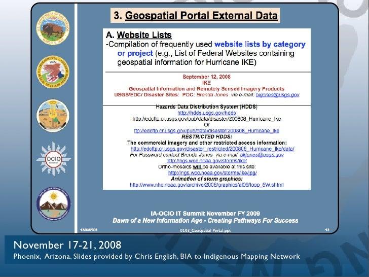 Bureau of indian affairs development of a geospatial for Apush chapter 13 bureau of indian affairs
