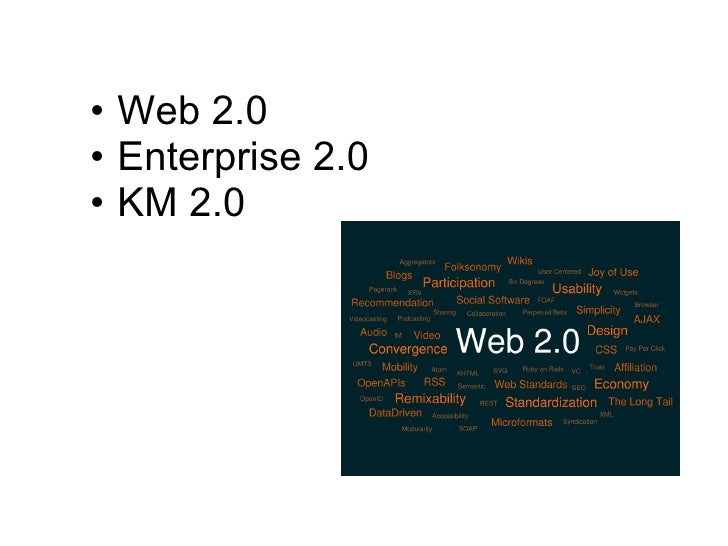 People 2.0: Working in a 2.0 World Slide 2