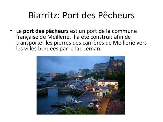 Biarritz bayonne saint jean de luz - Biarritz saint jean pied de port ...