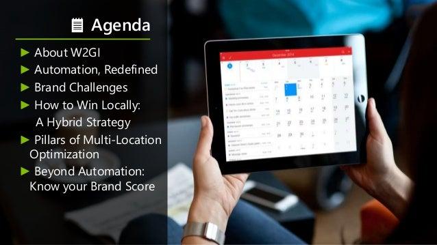 Marketing Automation: Localize. Humanize. Strategize.   Slide 2
