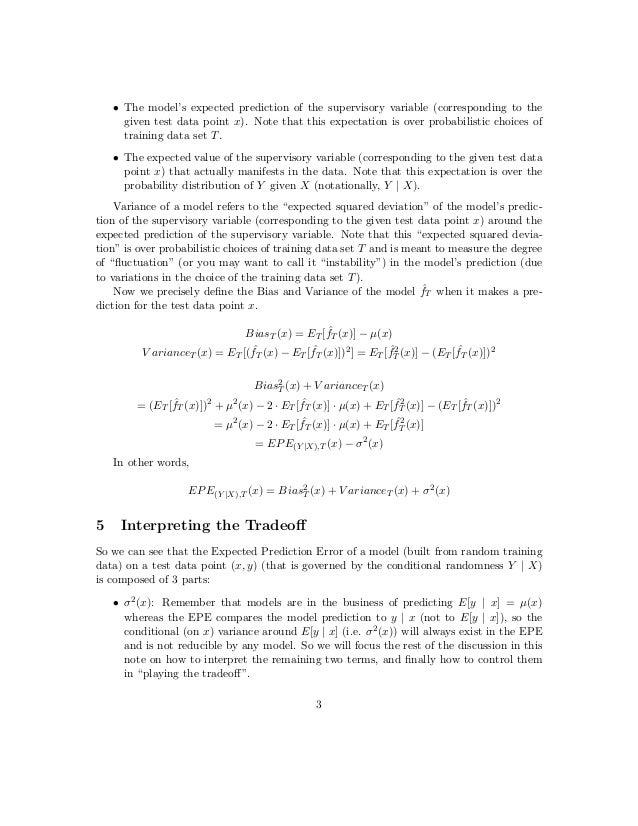 Demystifying the Bias-Variance Tradeoff Slide 3