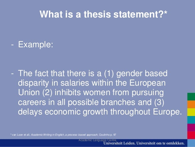 gender identity thesis statement Chu, felicia w, women and math performance: the effects of stereotype threat, math identity, and gender identity (2010) seton hall.