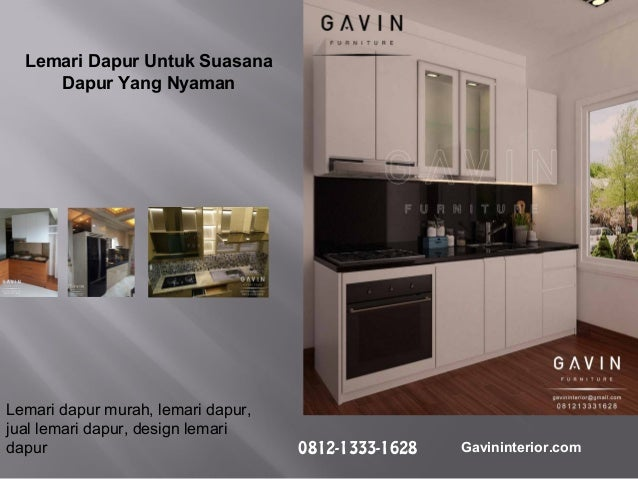 Biaya Buat Kitchen Set Per Meter Murah Finishing Hpl