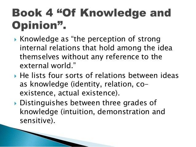 An Essay concerning Human Understanding.