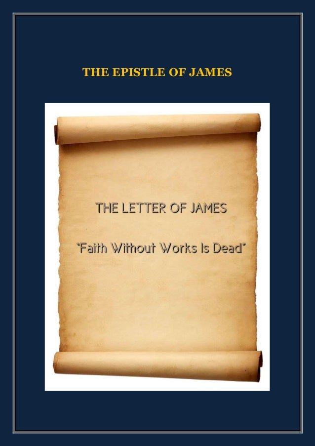 the epistle of james I the genuine christian perfection as taught in the new  testament we need to be reminded of the genuine christian perfection as  taught in.