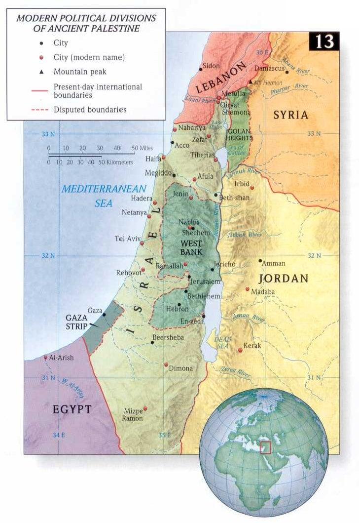 Bible atlas atlasi biblik the biblical historical 132 great pdf v chapter 17 the world of jesus gumiabroncs Images