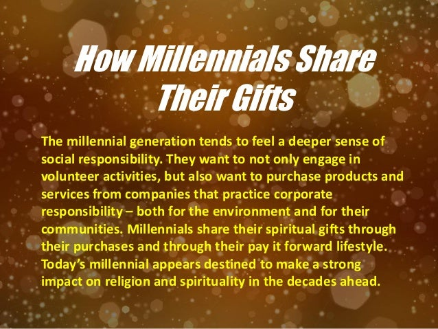 Image result for Picture of Millennial Bible