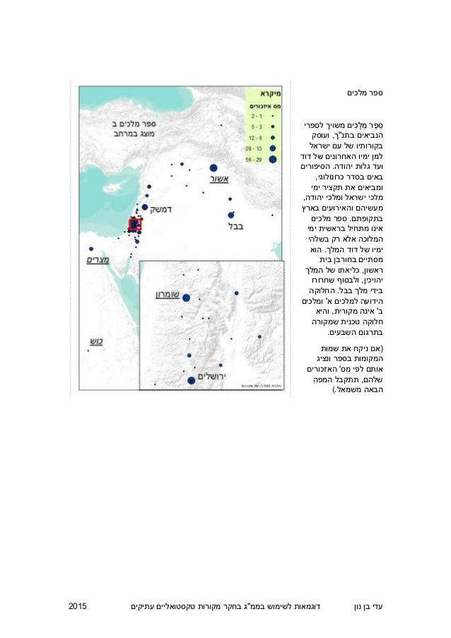 Bible & GIS Slide 2