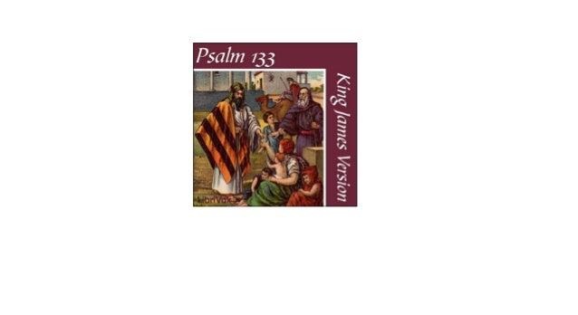Bible (KJV) 19 Psalm 133 Free Audio books Trial
