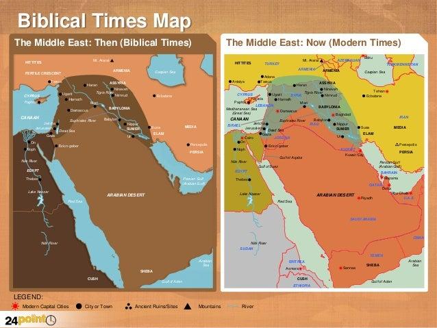 Bible Map