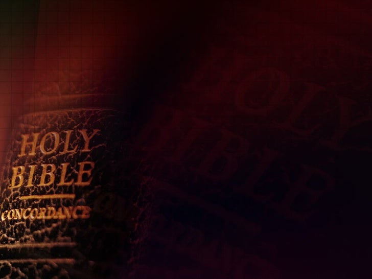 PPT background Red Bible
