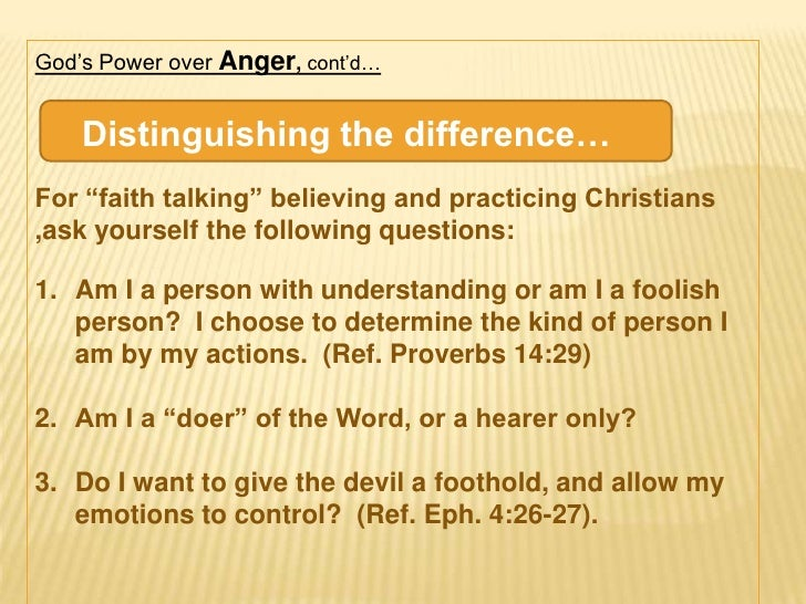 10 Biblical Truths to Overcome Sinful Anger - Association ...