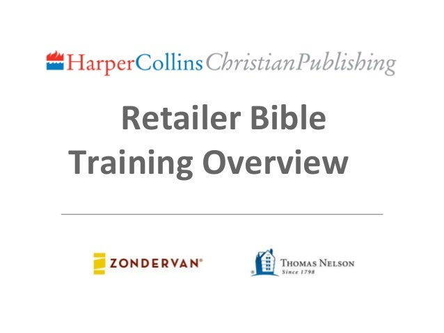 HCCP Bible Training Overview