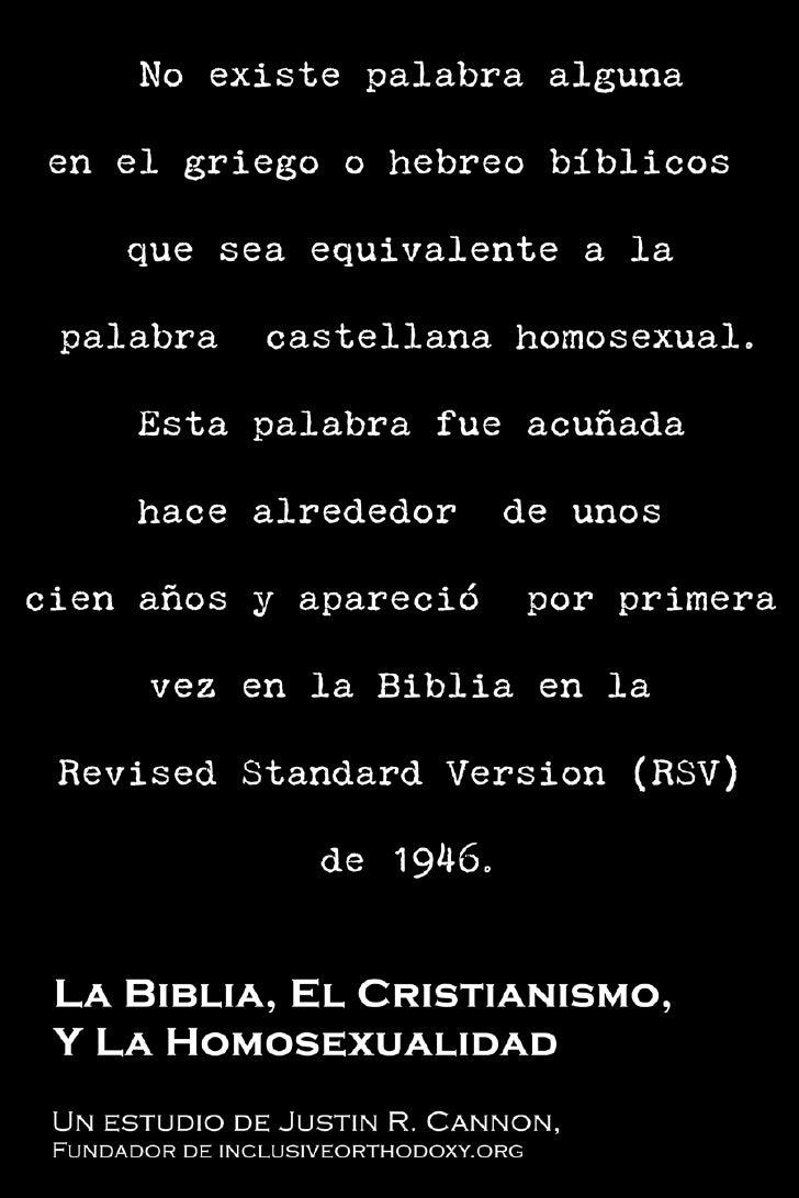 En que libro dela biblia habla del homosexualismo