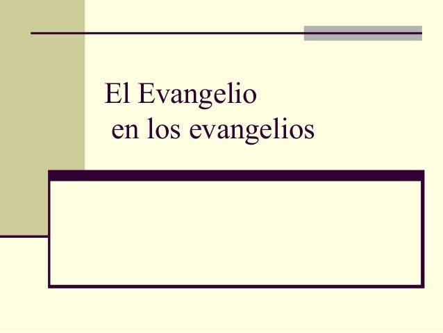 Biblia i los evangelios y la vida de jesus