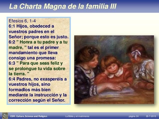 Biblia Matrimonio Familia : Biblia y matrimonio