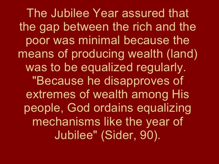 Image result for the jubilee and justice