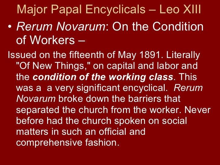 theo about rerum novarum Eze, osita human rights, peace and rerum novarum of leo xiii obiora f ike, ed, catholic social teachings en-route in africa.