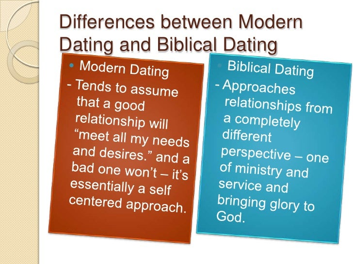 difference b/w dating and relationship
