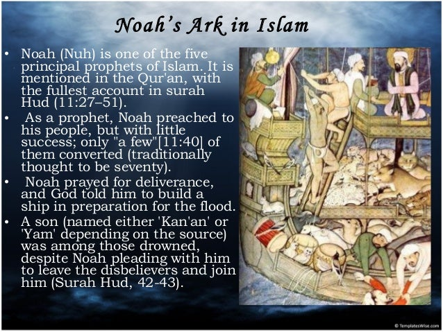 ancient flood stories comparison The adaptations and similarities between noah's ark and the epic of gilgamesh   this is because the great flood story is an ancient story that is told in many.