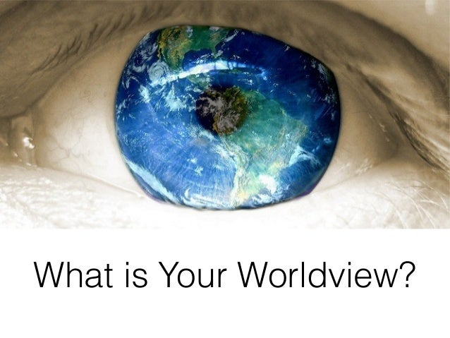 the importance of our worldview as a christian How your worldview affects your prayer life there is such a thing as a christian worldview one of the critical problems we face in this is, that with so many other worldview beliefs bombarding our lives.