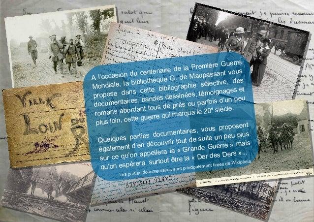 Biblio grande-guerre-2014-complete Slide 2