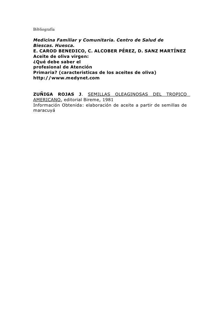 Bibliografía  Medicina Familiar y Comunitaria. Centro de Salud de Biescas. Huesca. E. CAROD BENEDICO, C. ALCOBER PÉREZ, D....