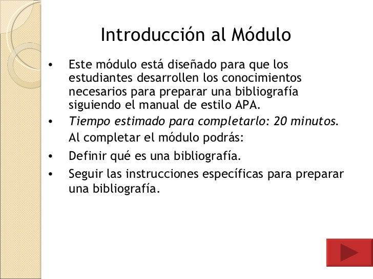 BibliografíA Apa (6ta Ed) Slide 2