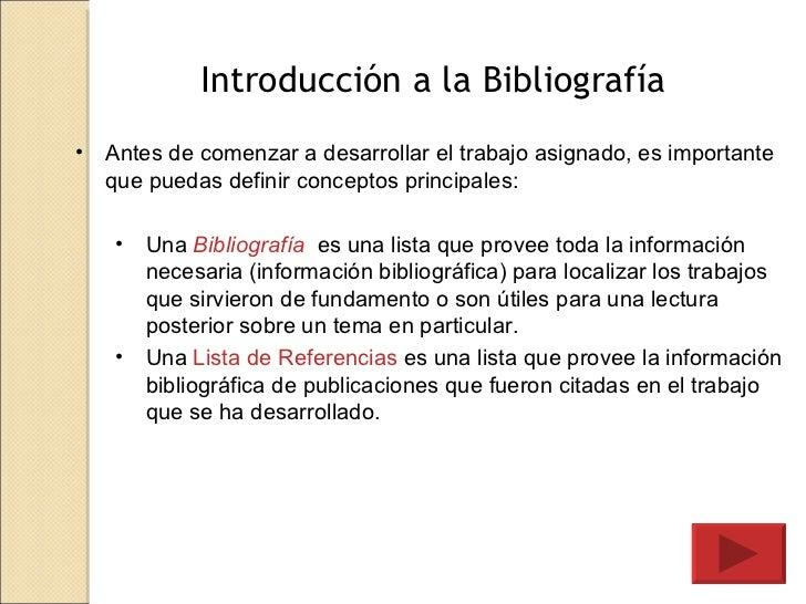 BibliografíA Apa (6ta Ed) Slide 3