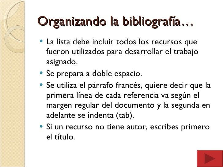0ad6f690eeff3 Tag  Como Se Escribe La Bibliografia Cuando Son Varios Autores