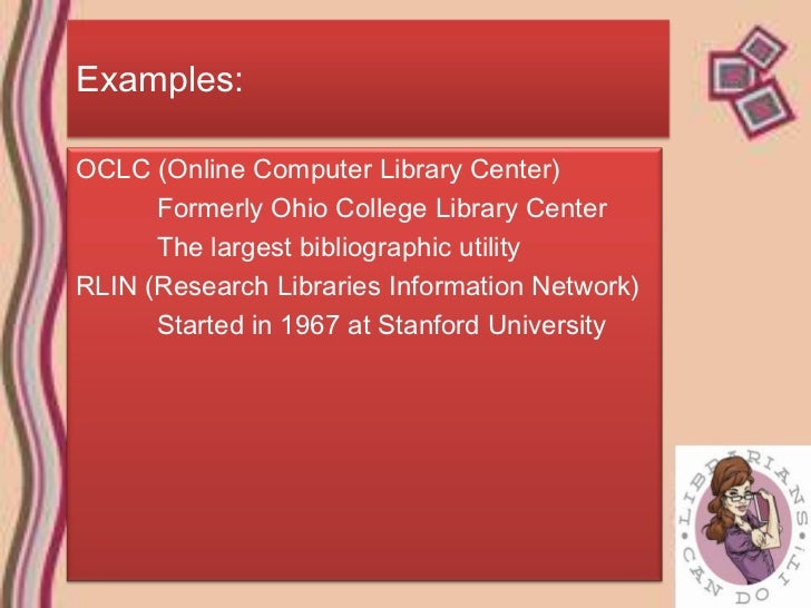online bibliographies Annotated bibliography is a list of resources that you have used in your paper, structured in an alphabetic order it contains such information as data about the author and his/her background, main ideas and conclusions of the paper, your personal opinion about the work and so on.
