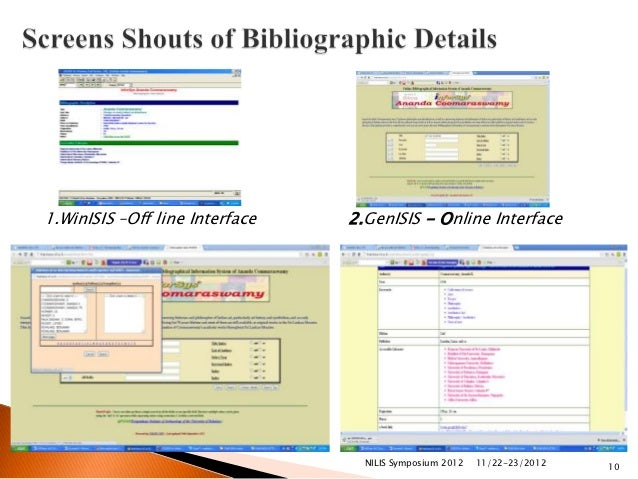 The bibliometric analysis of scholarly production: How ...