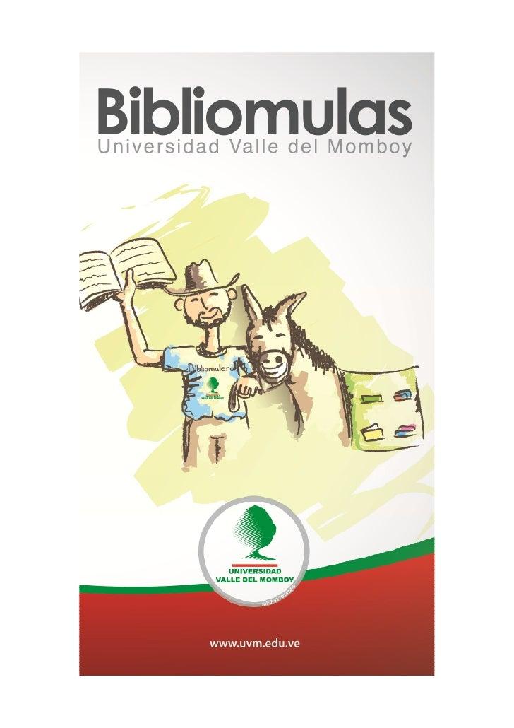 Bibliomula v1.2