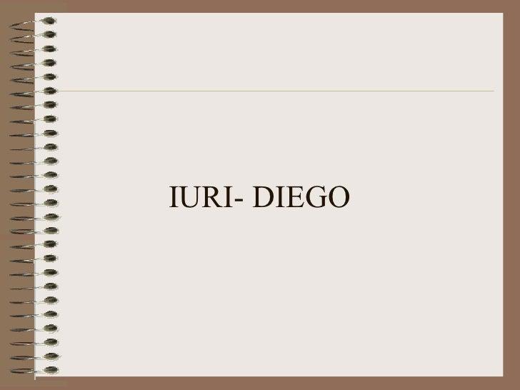 IURI- DIEGO