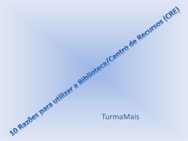 TurmaMais