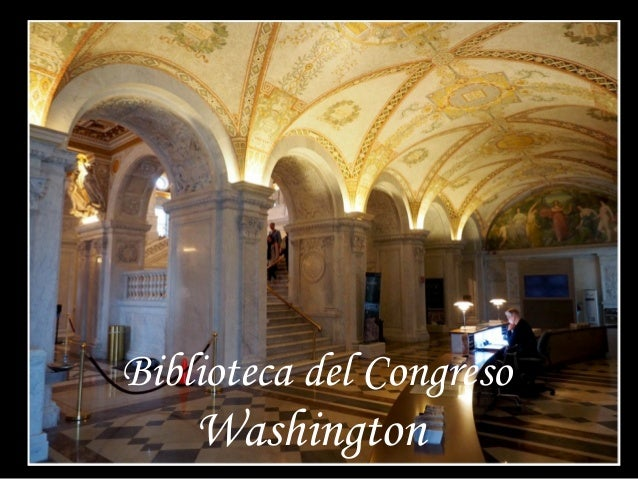 Biblioteca del Congreso Washington